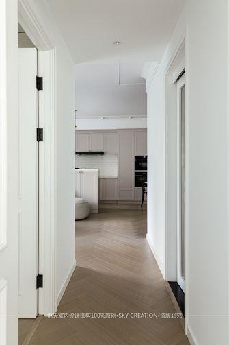 富裕型90平米法式风格走廊装修图片大全