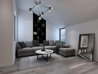 10-15万120平米现代简约风格客厅图片