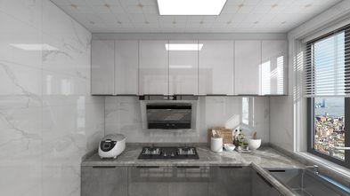 富裕型130平米四室两厅中式风格厨房欣赏图
