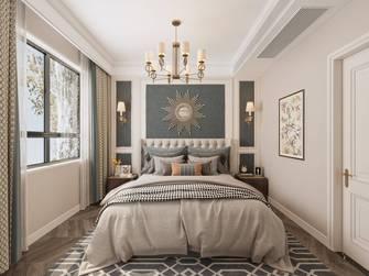 豪华型140平米三法式风格卧室图