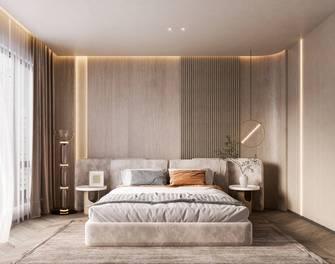 豪华型120平米四室一厅混搭风格卧室欣赏图