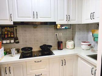 10-15万90平米三北欧风格厨房装修案例