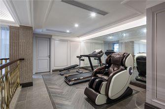 140平米别墅欧式风格健身房装修案例