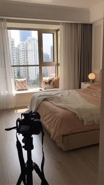 三室两厅美式风格阳台效果图