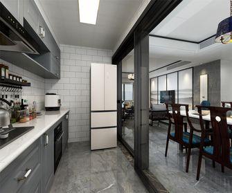 20万以上140平米四中式风格厨房欣赏图