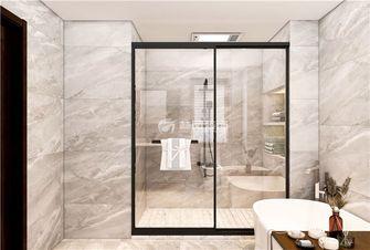 富裕型140平米三美式风格卫生间欣赏图