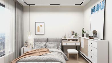 富裕型80平米北欧风格卧室图片