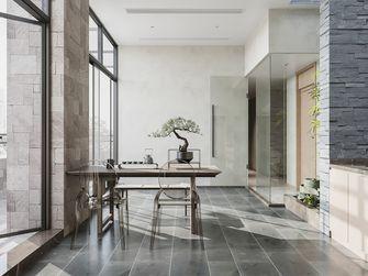 130平米三室两厅轻奢风格走廊欣赏图