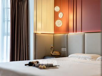 20万以上140平米四室两厅轻奢风格卧室装修效果图