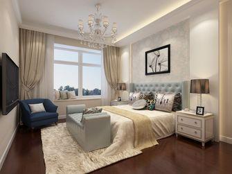100平米四室一厅欧式风格卧室装修案例