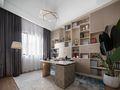 富裕型140平米复式法式风格卧室图