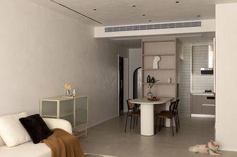 富裕型110平米三室两厅混搭风格餐厅欣赏图