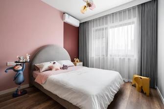 120平米四室两厅北欧风格青少年房设计图