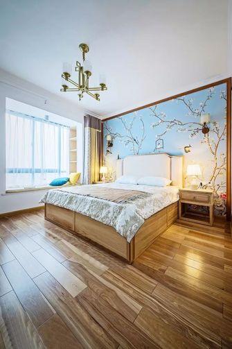 豪华型130平米四室两厅中式风格卧室设计图