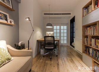 5-10万120平米三现代简约风格书房装修案例