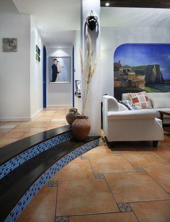 10-15万130平米三室一厅田园风格其他区域装修效果图