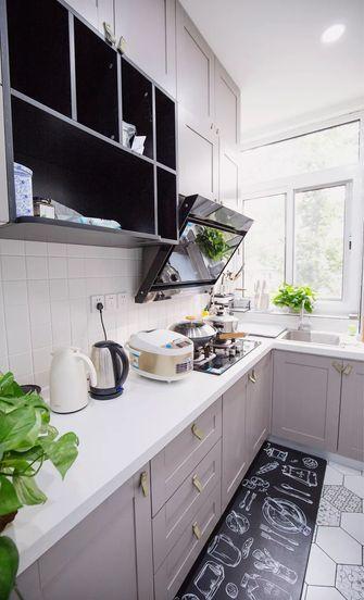 3万以下60平米一室一厅北欧风格厨房装修案例