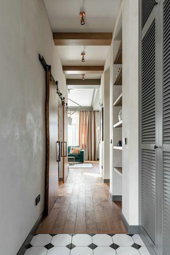 60平米公寓北欧风格走廊装修效果图