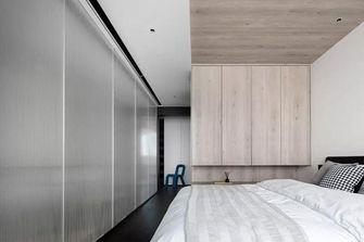 三室一厅现代简约风格卧室欣赏图