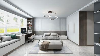120平米现代简约风格卧室图片