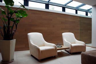 110平米三港式风格客厅效果图