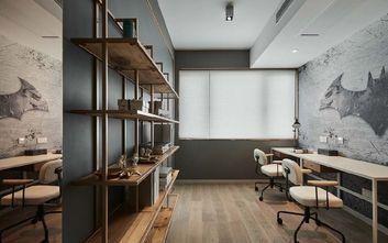 富裕型100平米混搭风格书房设计图