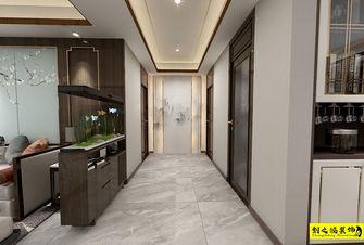 15-20万140平米四室两厅中式风格走廊装修效果图