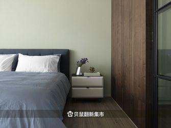 80平米工业风风格卧室图片大全