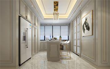 20万以上140平米复式美式风格餐厅图片