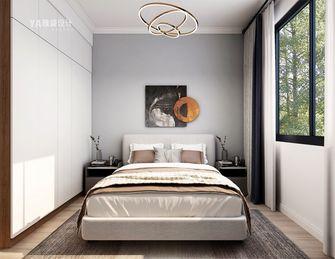 豪华型140平米复式现代简约风格卧室装修案例
