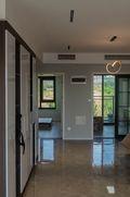 经济型140平米三室两厅现代简约风格餐厅图片大全