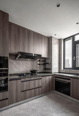 100平米三中式风格厨房装修案例