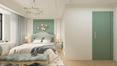 3万以下120平米四室两厅轻奢风格卧室图片