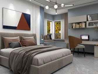 10-15万120平米三室三厅轻奢风格卧室图