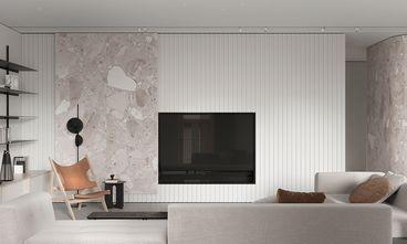 富裕型60平米现代简约风格客厅装修效果图