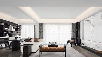 英伦风格客厅装修案例