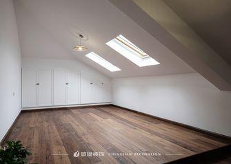 豪华型140平米别墅欧式风格阁楼装修案例