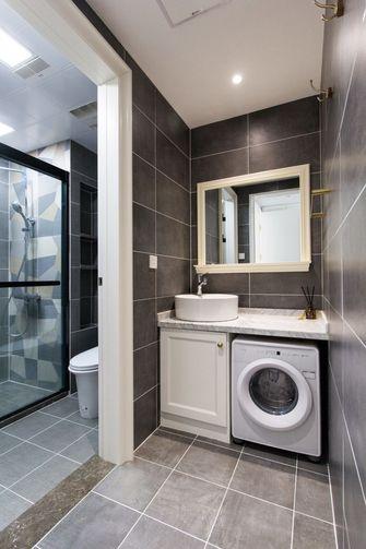 15-20万四室一厅美式风格卫生间图片