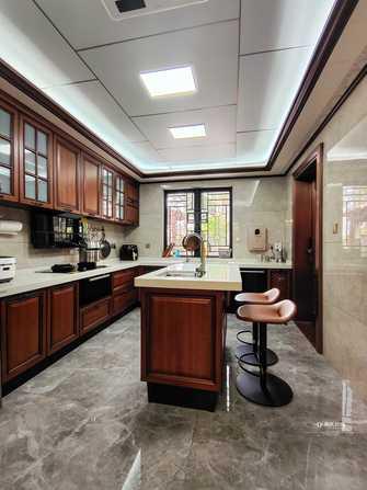 豪华型140平米别墅中式风格厨房图片
