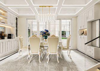 10-15万140平米三室两厅欧式风格餐厅欣赏图