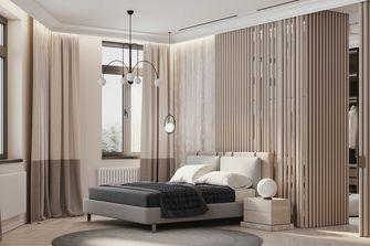 20万以上120平米四室两厅现代简约风格卧室图片