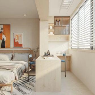 豪华型30平米小户型现代简约风格阳台设计图