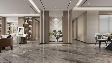 140平米别墅轻奢风格玄关设计图