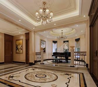 20万以上140平米四室两厅欧式风格玄关效果图
