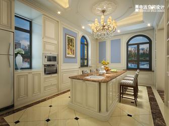 20万以上140平米别墅新古典风格厨房图片大全