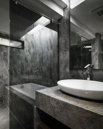 富裕型120平米三室两厅现代简约风格卫生间装修案例