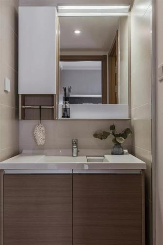 经济型80平米日式风格卫生间装修效果图