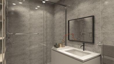 10-15万50平米一室一厅现代简约风格卫生间图片