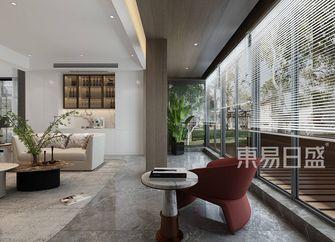 富裕型140平米四室一厅现代简约风格阳光房装修图片大全