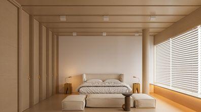 5-10万60平米一室两厅现代简约风格卧室装修案例